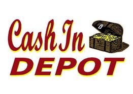Cash-in Depot